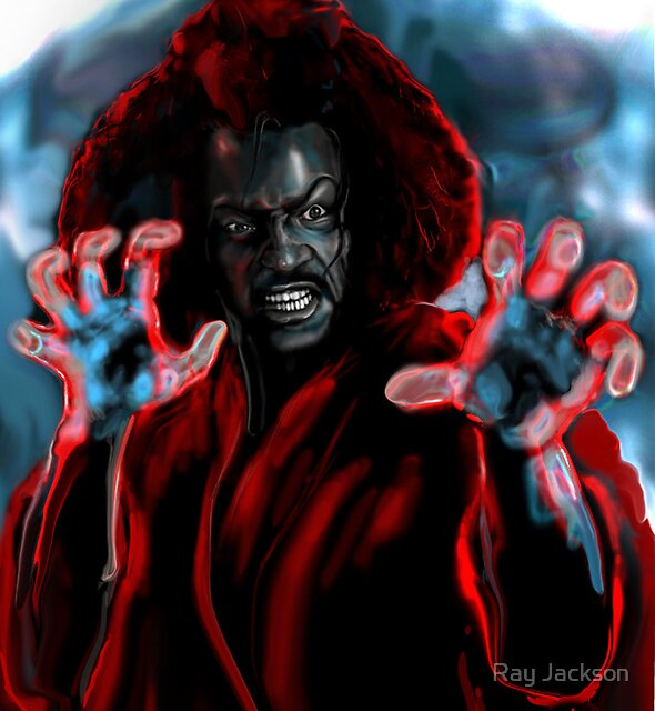 WHO'S THE MASTER ? SHO-NUFF !  by Ray Jackson