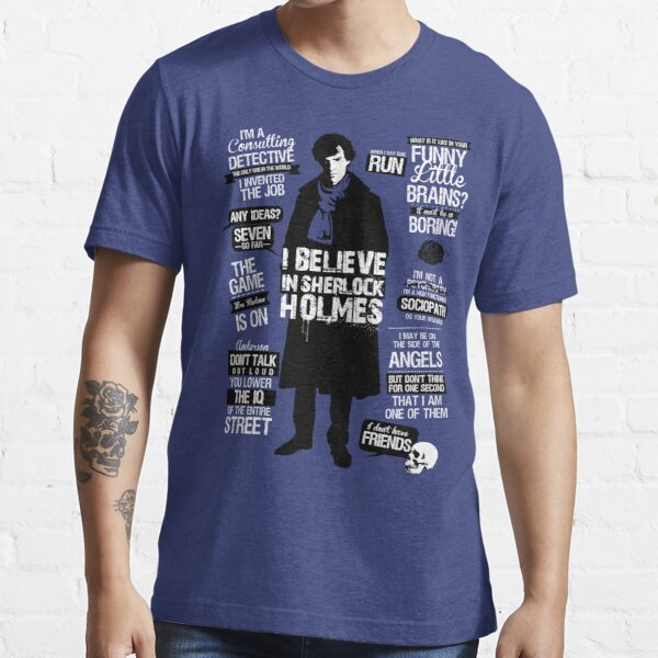 Detective Quotes Essential T-Shirt