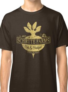 Schrute Farms (Special Mose edition!) Classic T-Shirt