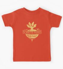 Schrute Farms (Special Mose edition!) Kids Tee