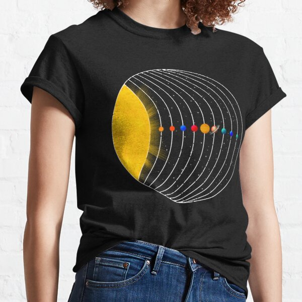 Planetary alignment Classic T-Shirt
