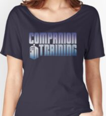 Companion in Training Women's Relaxed Fit T-Shirt