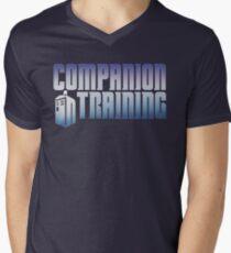 Companion in Training Men's V-Neck T-Shirt