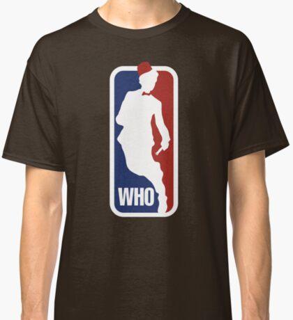 WHO Sport No.11 Classic T-Shirt
