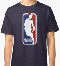 WHO Sport No.11 Classic T-Shirt