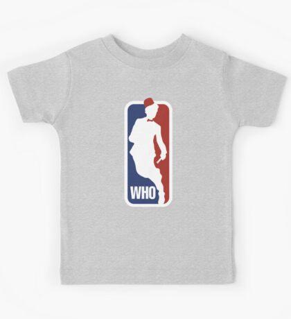 WHO Sport No.11 Kids Clothes