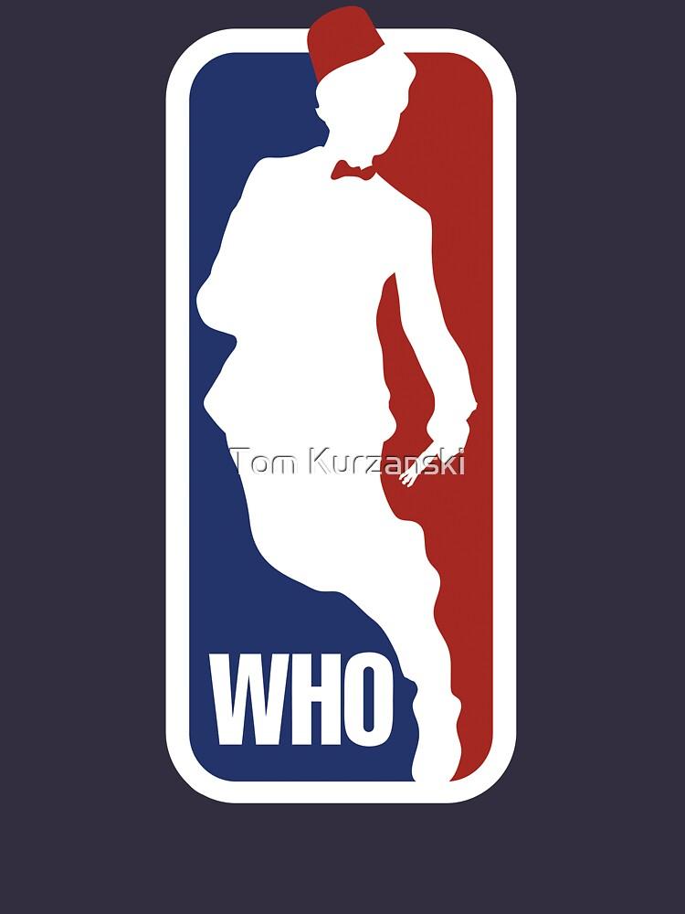 WHO Sport No.11 by tomkurzanski