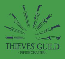 Thieves Guild - Riften Chapter | Unisex T-Shirt