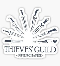 Thieves Guild - Riften Chapter Sticker