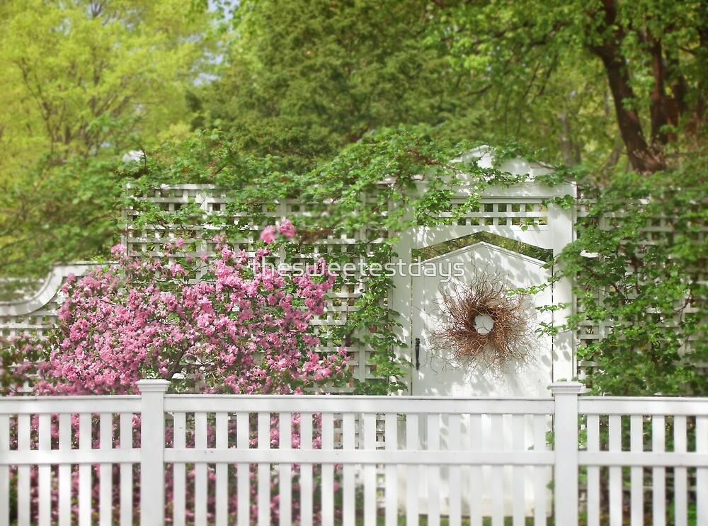 Secret garden by thesweetestdays