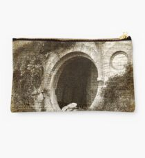 The Bag End Hobbit House Lord Of The Rings Tolkien Shire Illustration Studio Pouch