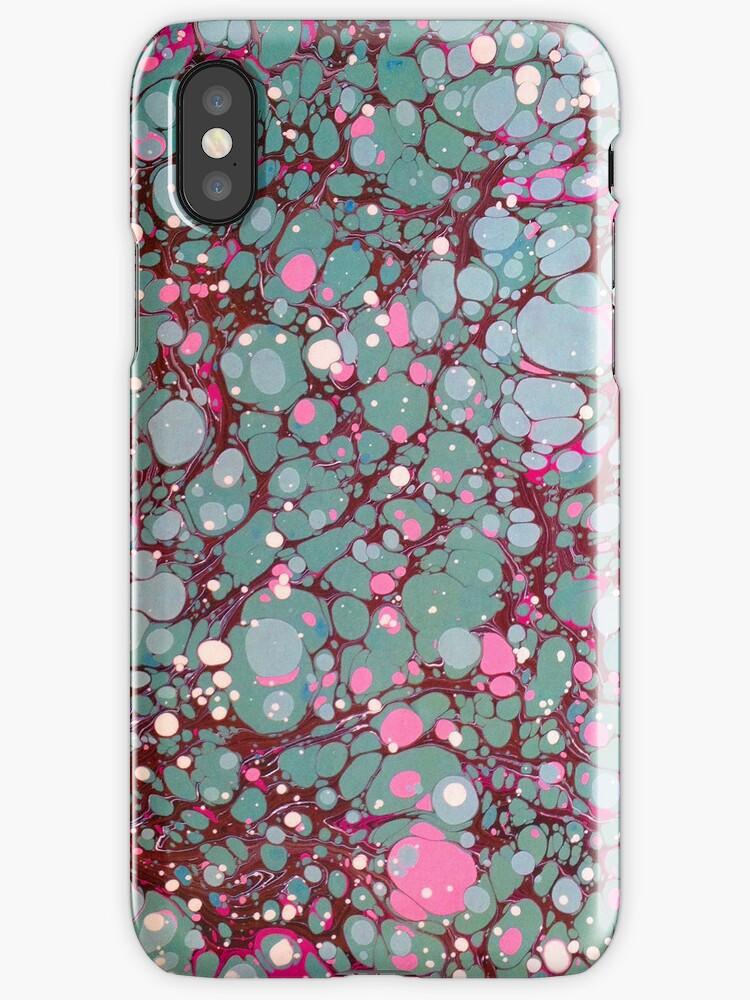Marbled iPhone by suranyami