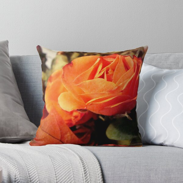 In the Autumn light  ^ Throw Pillow