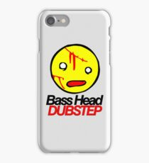 Bass Head Dubstep  iPhone Case/Skin