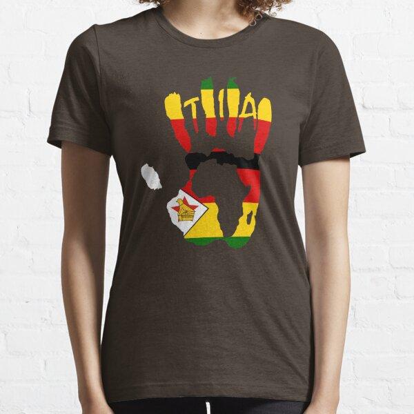 TIA ZIMBABWE Essential T-Shirt
