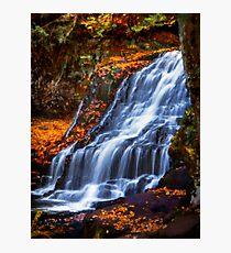 Wadsworth Falls Photographic Print
