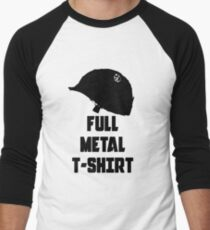 FULL METAL T-SHIRT Men's Baseball ¾ T-Shirt