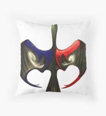 Waterbird Blessing Throw Pillow