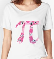 pinkie pi Women's Relaxed Fit T-Shirt