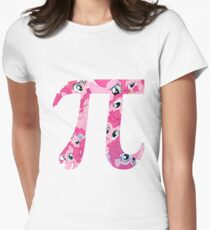 pinkie pi Women's Fitted T-Shirt