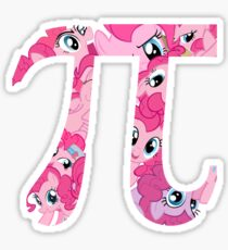 pinkie pi Sticker