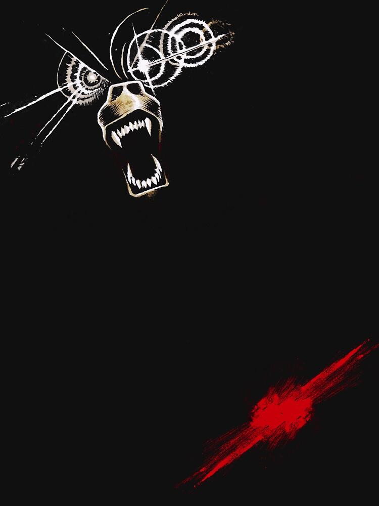 My Other Shirt is a Demon Bear by rachelandmiles