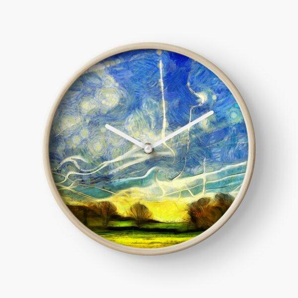 Loving Vincent Clock