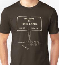Change in Demographic Unisex T-Shirt