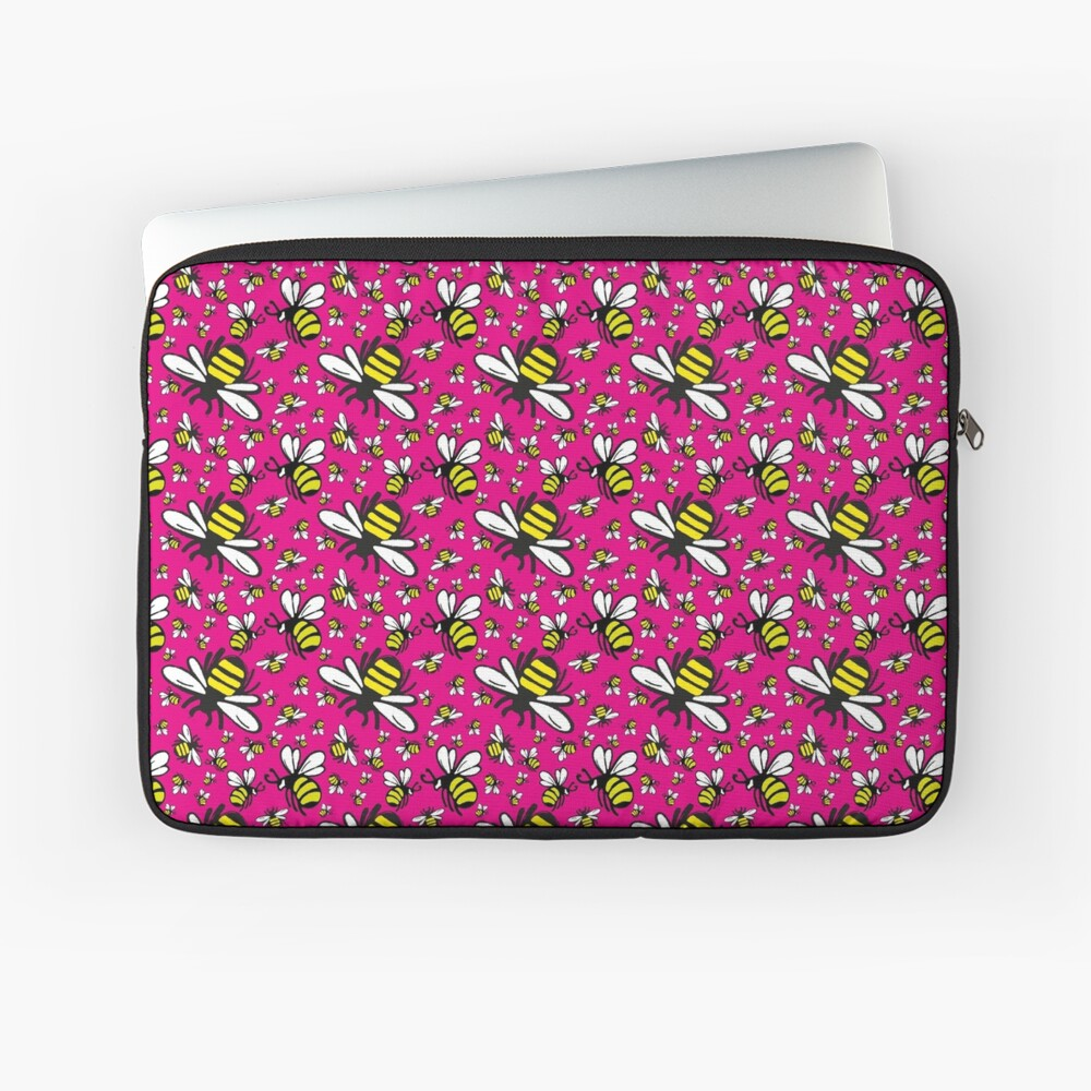 Buzzy Bee and friends Laptop Sleeve