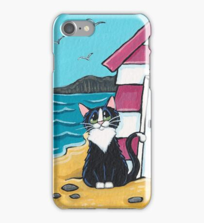 The Heart of the Beach iPhone Case/Skin