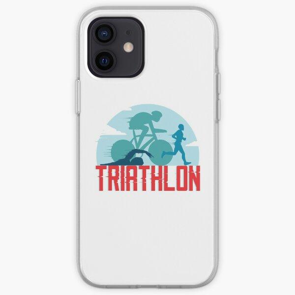 Coques et étuis iPhone sur le thème Triathlon | Redbubble