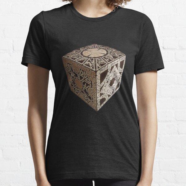 Cenobite Lament Configuration Puzzle Box Essential T-Shirt