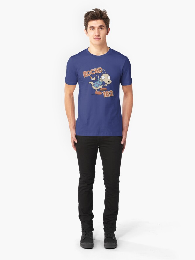 Alternate view of Rocko 182 Slim Fit T-Shirt