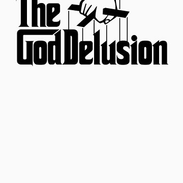 The God Delusion logo by neildavies1