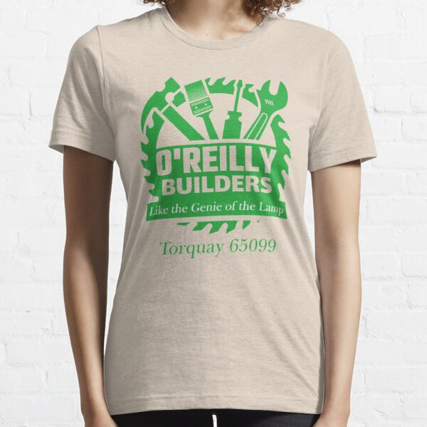 O'Reilly Builders Like the Genie of the Lamp Essential T-Shirt