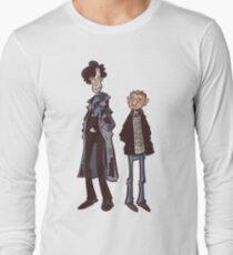 Flatmates Long Sleeve T-Shirt