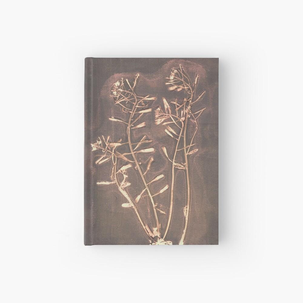 Memory of wildflowers Hardcover Journal