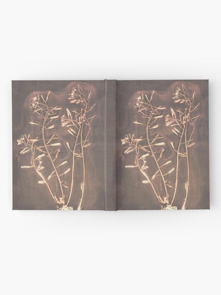 Alternate view of Memory of wildflowers Hardcover Journal