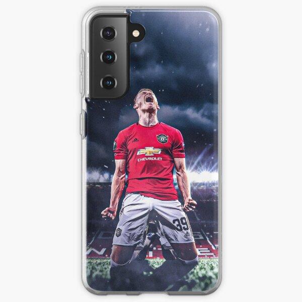Scott McTominay - Manchester Utd Samsung Galaxy Soft Case