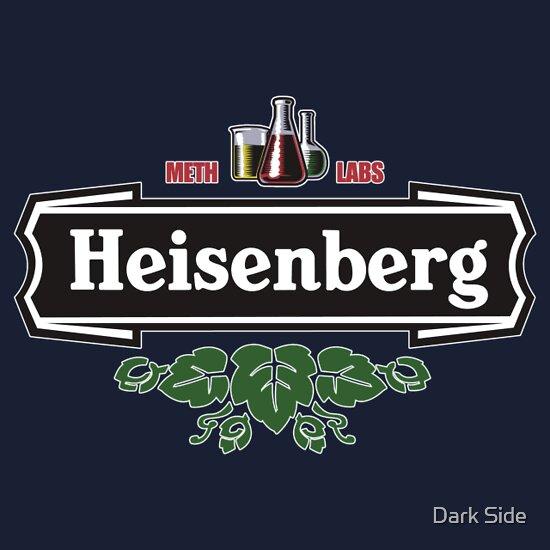TShirtGifter presents: Heisenberg Meth Labs