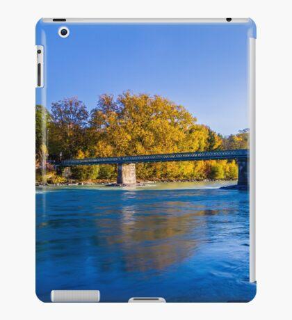 Herbst iPad Case/Skin