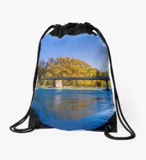 Herbst Drawstring Bag