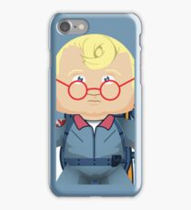 EGON A BUSTER OF GHOSTS iPhone Case/Skin