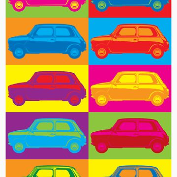 Mini Warhol by Fulep