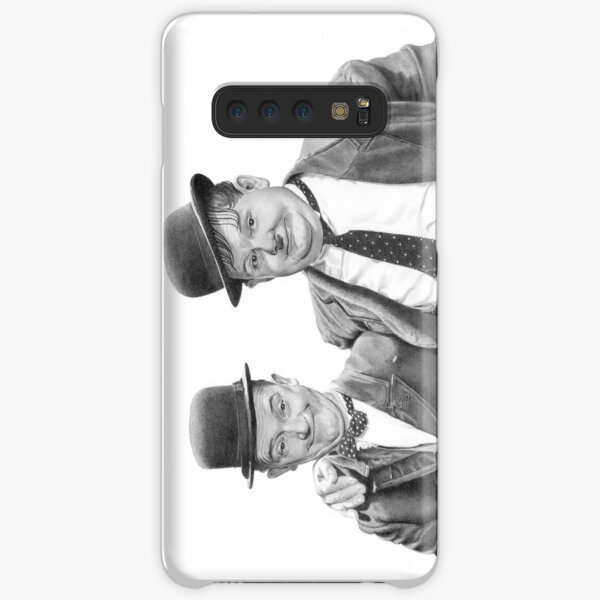 Laurel and Hardy. Samsung Galaxy Snap Case