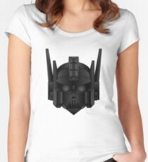Optimus Vader Women's Fitted Scoop T-Shirt
