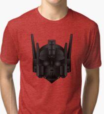 Optimus Vader Tri-blend T-Shirt