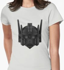 Optimus Vader Women's Fitted T-Shirt