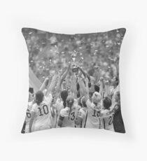 USWNT CHAMPIONS Throw Pillow