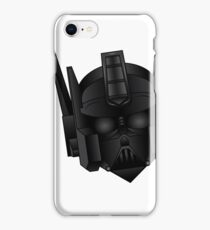 Optimus Vader iPhone Case/Skin